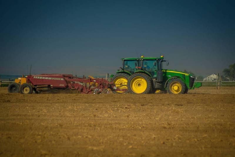 Val Wahlen Harvest