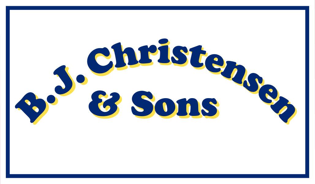 B.J. Christensen & Sons